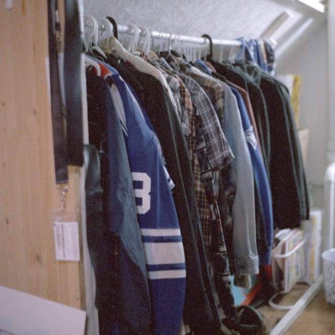 closet spce